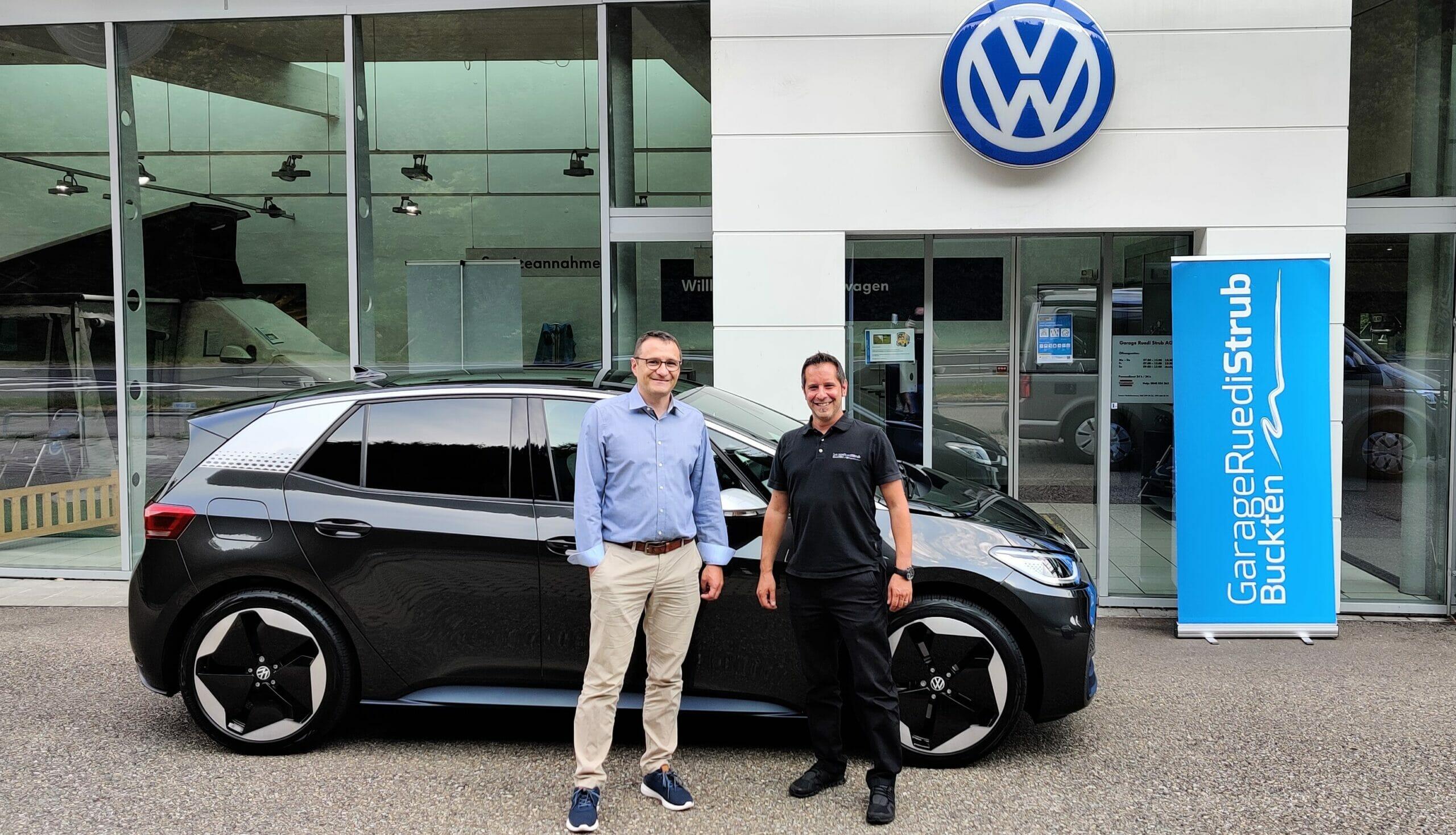 Der erste verkaufte VW ID.3